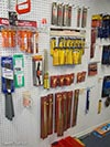 Salem Tools carries many types and brands of saw blades and auger bits for many applications