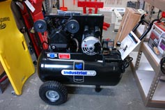 Industrial Air Air Compressor - A size to fit any job